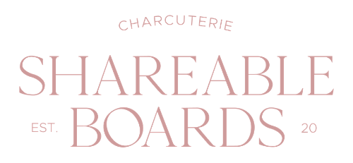 Shareable Charcuterie Boards